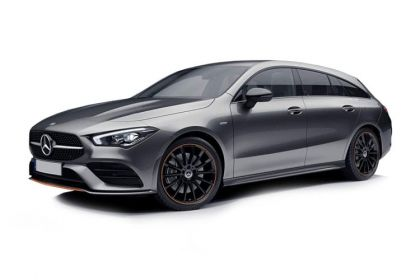 Lease Mercedes-Benz CLA car leasing