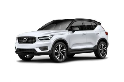 Lease Volvo XC40 car leasing